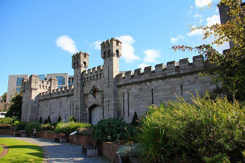 Tường thành ở Dublin