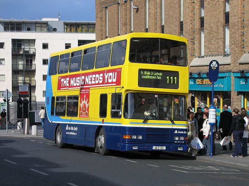 Tuyến xe buýt ở Dublin