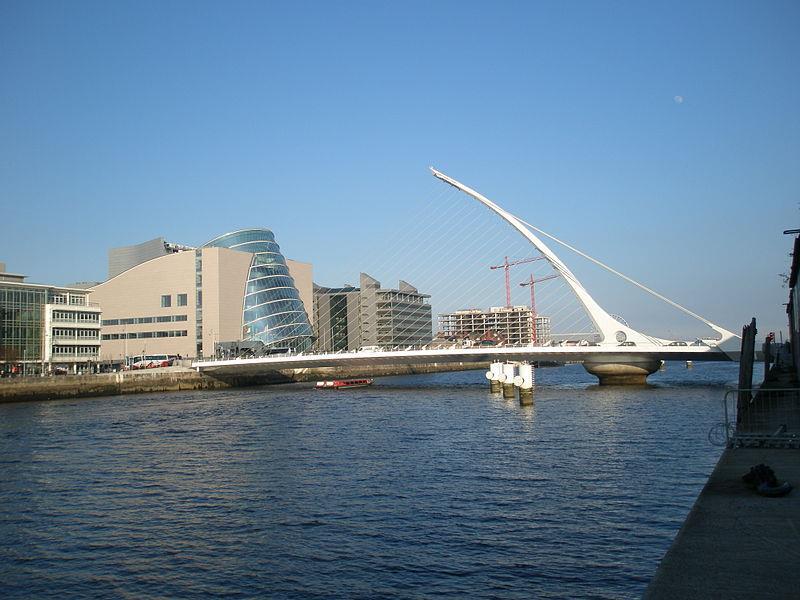 Cầu Samuel Beckett ở Dublin