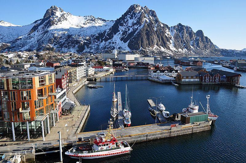 Nordland County, Norway