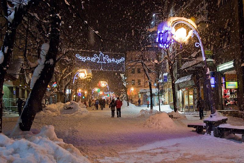 Zakopane Town, Poland
