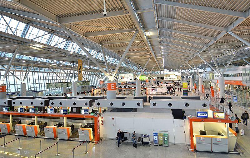 Terminal A Warsaw Chopin Airport