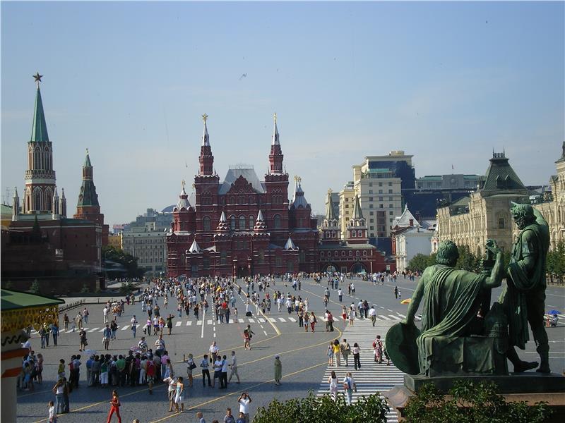 Vé máy bay Hà Nội đi Moscow giá rẻ