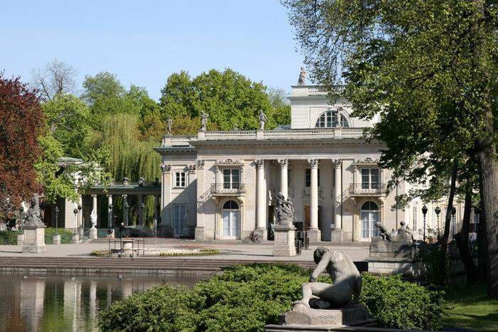 Công viên Lazienki