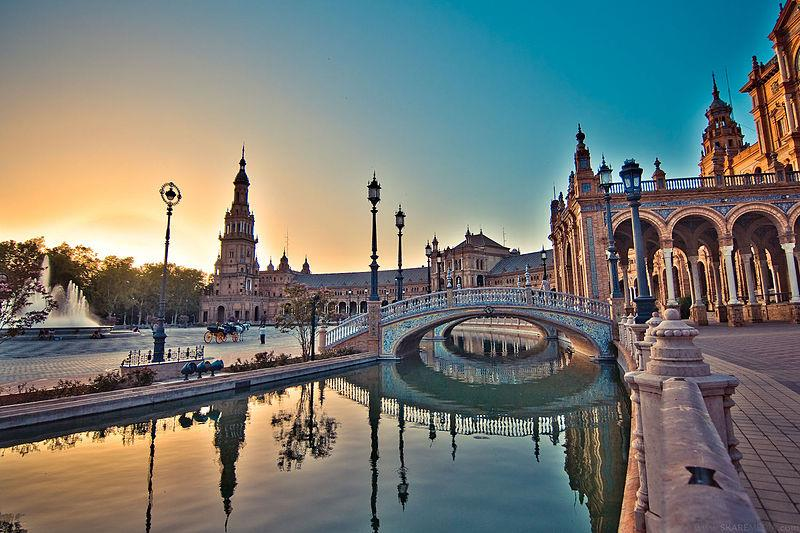 Vé máy bay giá rẻ đi Tây Ban Nha