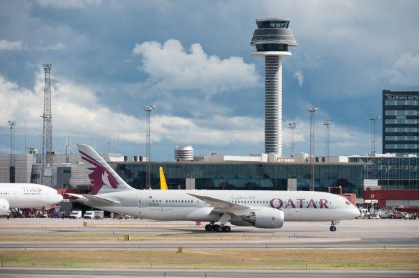 Sân bay quốc tế Stockholm