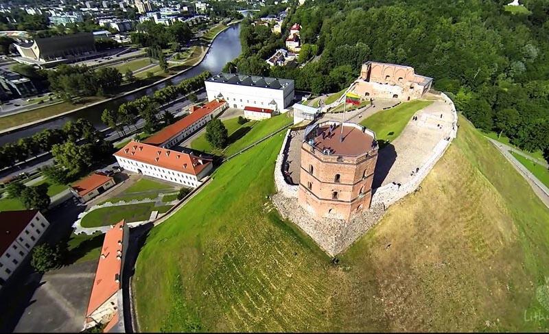 Tháp Gediminas