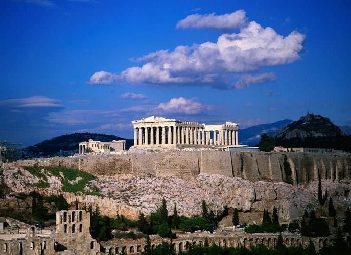 Thủ đô Athens