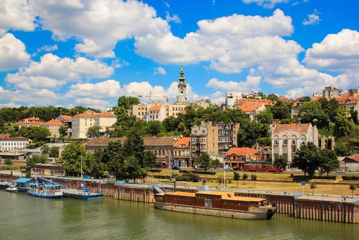 Thủ đô Belgrade