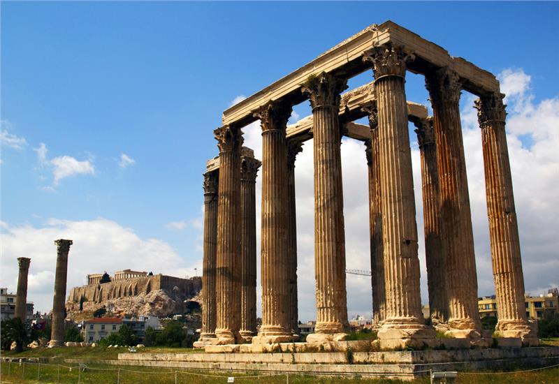 Đền thờ Thần Zeus