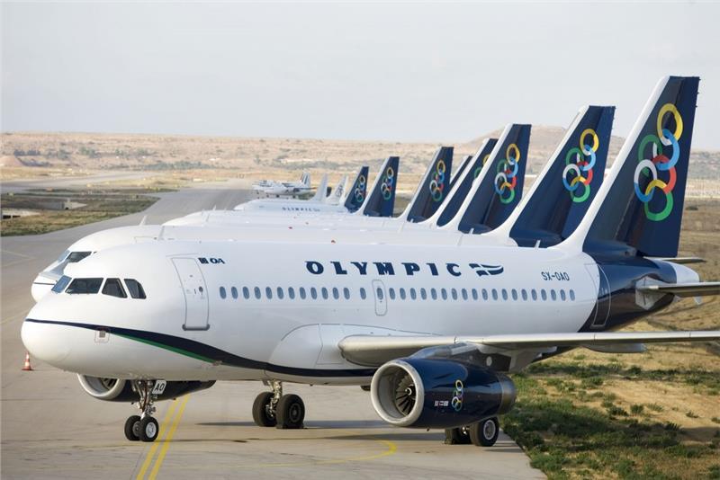 Hãng hàng không Olympic Airlines