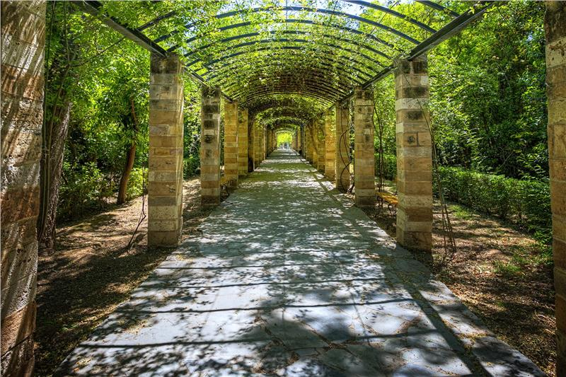 Vườn quốc gia National Garden