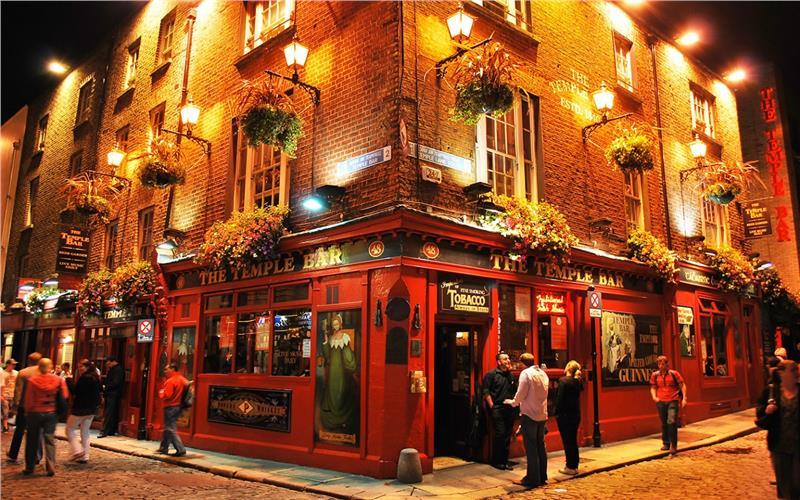 Cuộc sống về đêm ở Dublin