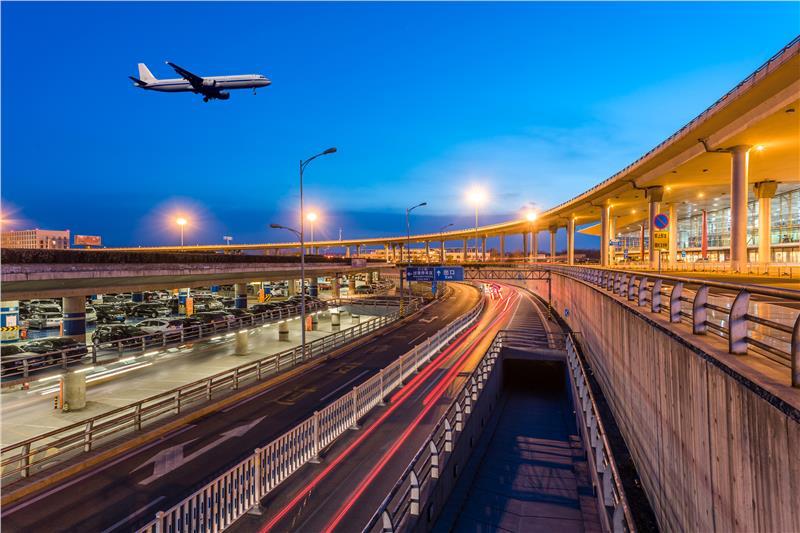 Sân bay quốc tế Bắc Kinh, Trung Quốc