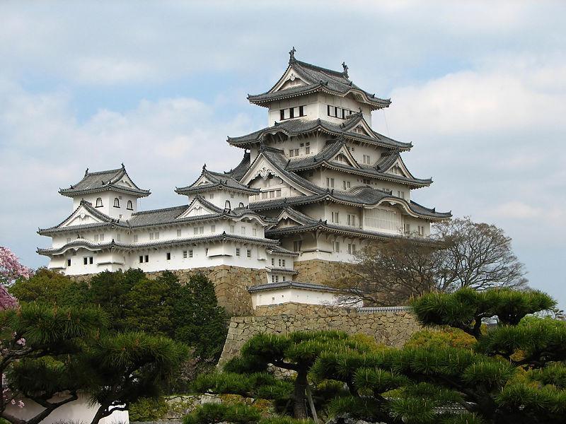 Lâu đài Himeji ở Hyogo