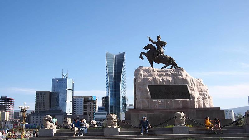 Vé máy bay đi Ulaanbaatar