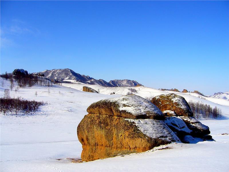 Công viên quốc gia Gorkhi-Terelj