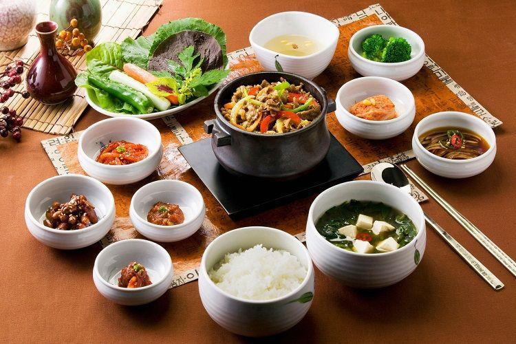 Một bữa ăn thịnh soạn cho chuyến đi Hàn Quốc tiết kiệm – tại sao không ?