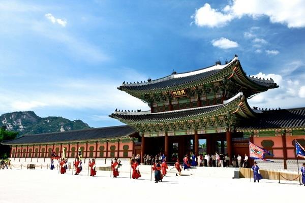 Top 5 địa điểm du lịch Hàn Quốc đã đi là nhớ