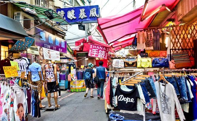 Chợ Yizhong Jie