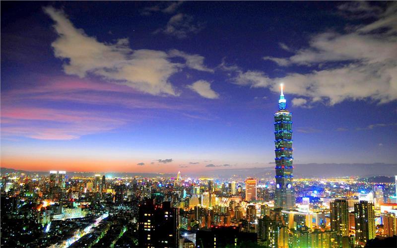 Tòa tháp Đài Bắc 101