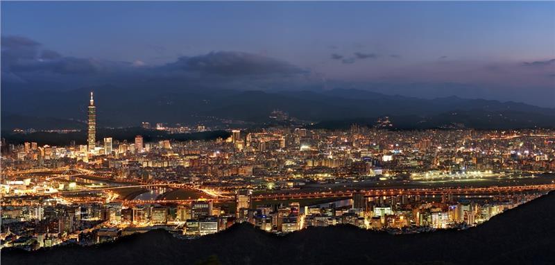 Toàn cảnh Đài Bắc – Đài Loan