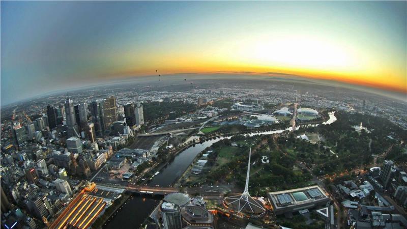 Toàn cảnh Melbourne