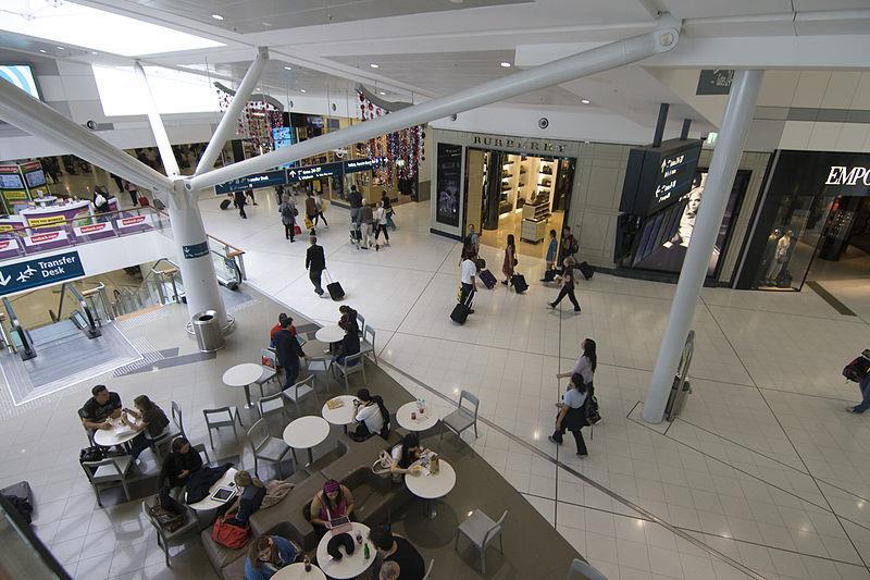 Nhà ga quốc tế Sân bay Sydney Kingsford Smith