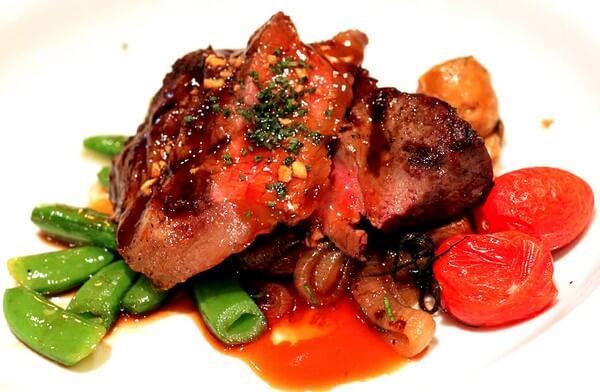 Thịt Kangaroo
