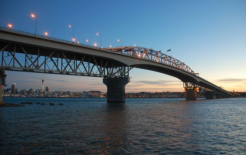 Cầu cảng Auckland