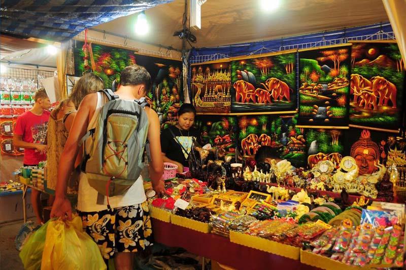 Mua sắm ở Thimphu