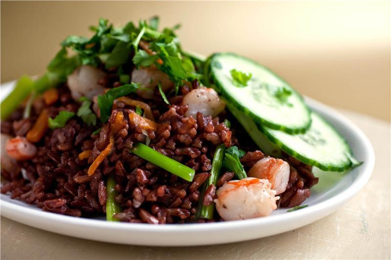 Gạo đỏ Bhutan