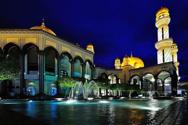 Vé máy bay đi Brunei giá rẻ