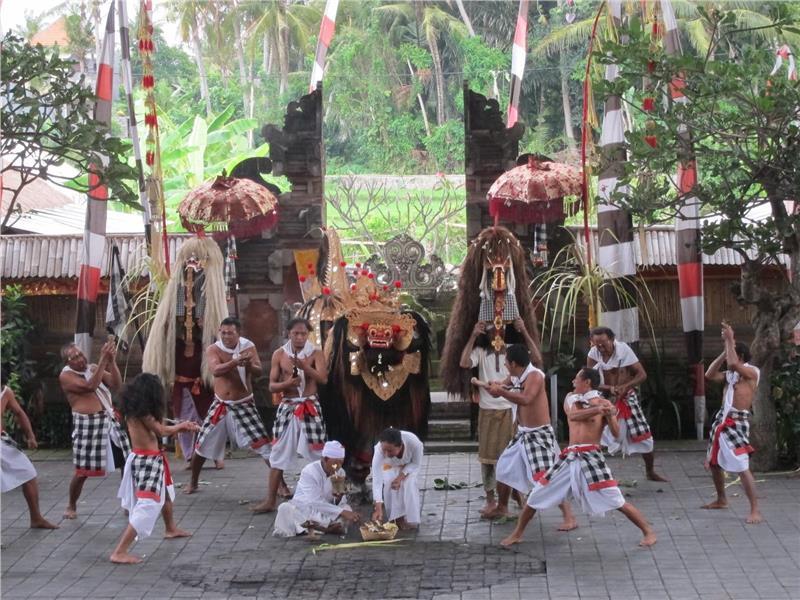 Batubulan – ngôi làng nổi tiếng thế giới ở Bali