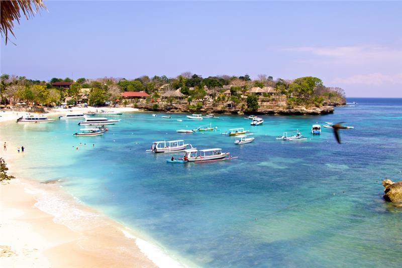 Biển Nusa Lembongan