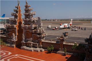 Denpasar Bali International Airport - Indonesia