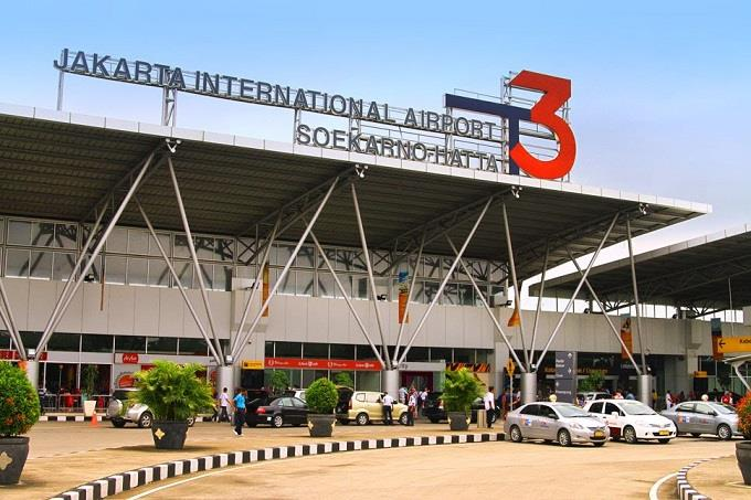 Sân bay quốc tế Soekarni Hatta
