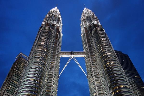 Vé máy bay Đà Nẵng đi Kuala Lumpur giá rẻ