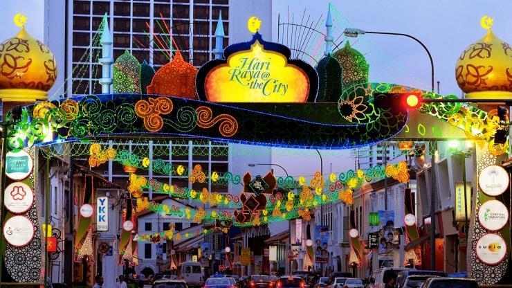 Lễ Hari Raya Puasa ở Malaysia