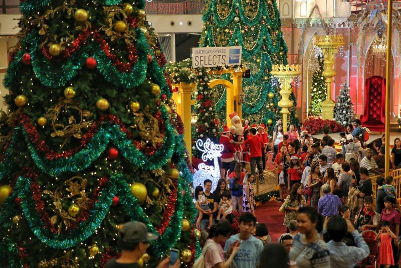 Ngày lễ Giáng sinh ở Kuala Lumpur