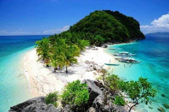 Bãi biển Boracay