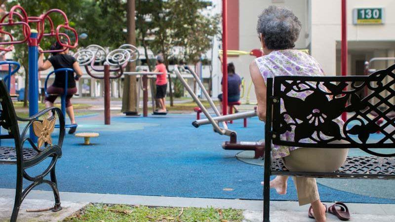 Lối sống lành mạnh của người dân Singapore