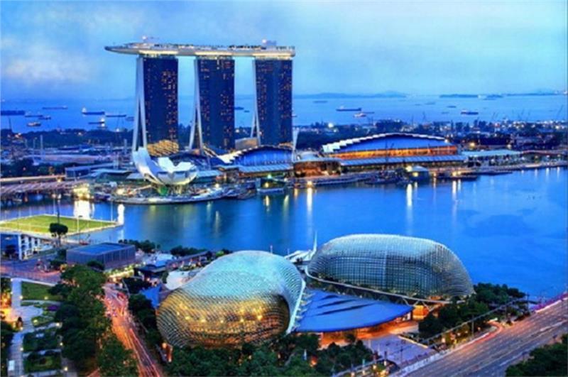 Đến Singapore để trải nghiệm cuộc sống hiện đại văn minh