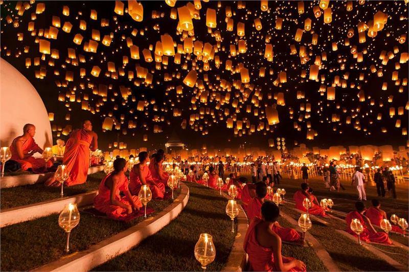 Chiang Mai - đóa hồng tinh khiết nhất của miền bắc Thái Lan