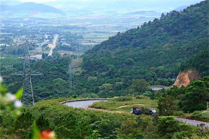 Mang Yang Pass