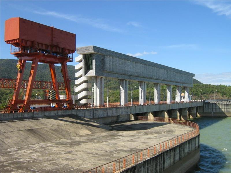Yaly Hydropower Plant