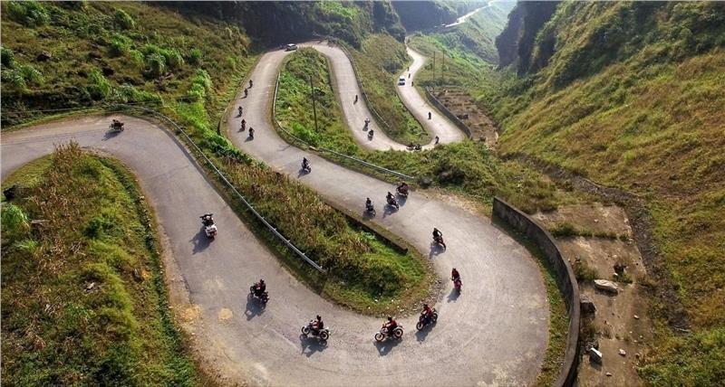 Đi xe máy phượt Hoàng Su Phì
