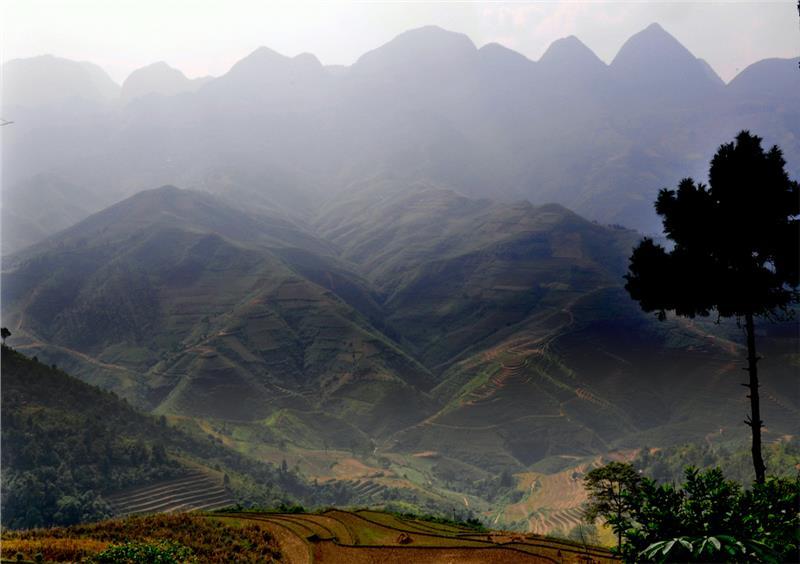 Dong Van stone plateau
