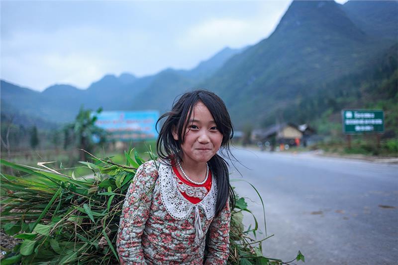 Cuộc sống giản dị, bình yên tại mảnh đất Hà Giang