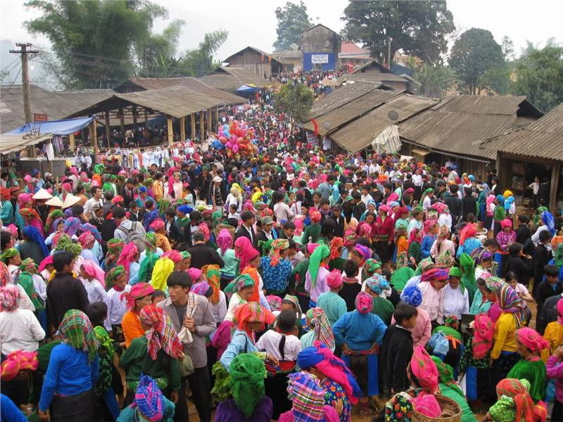 Khau Vai Love Market Festival in Ha Giang